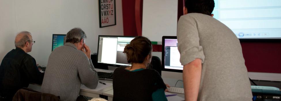WebDesigner en échange de point de vue sur leur site web