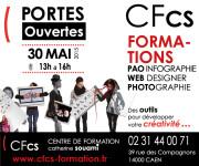 Portes Ouvertes, le samedi 30 mai 2015 de 13h à 16h au CFcs